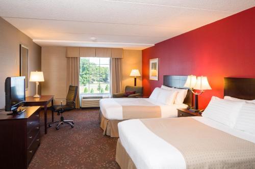 Holiday Inn Norwich - Norwich, CT 06360