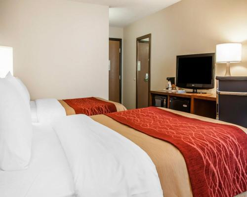 Comfort Inn Dickinson Photo