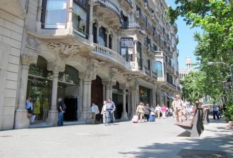 Paseo de Grácia Apartments photo 3