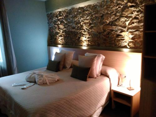 Double or Twin Room Hotel Spa Vilamont 25