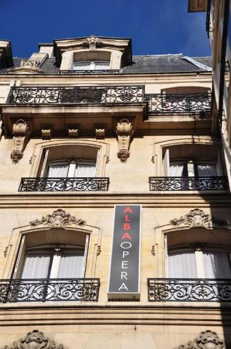 Alba Opéra Hôtel photo 73