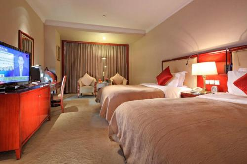 Xinhai Jin Jiang Hotel photo 20