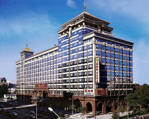 Xinhai Jin Jiang Hotel impression