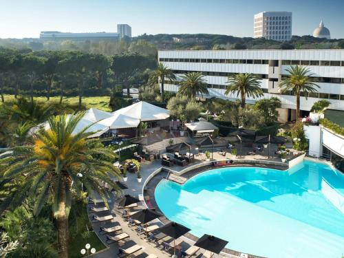 Sheraton Roma Hotel & Conference Center impression