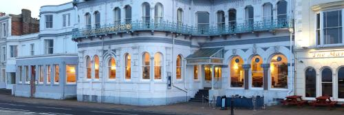 16 Esplanade, Ryde, Isle of Wight, PO33 2ED, England.