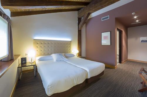 Habitación Doble - 1 o 2 camas - Ático - Uso individual Hotel Dolarea 37