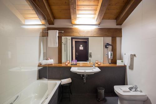 Habitación Doble - 1 o 2 camas - Ático - Uso individual Hotel Dolarea 31