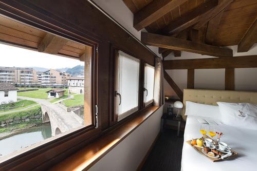 Habitación Doble - 1 o 2 camas - Ático - Uso individual Hotel Dolarea 22
