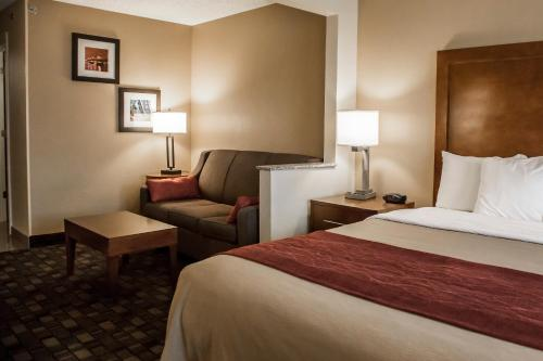 Comfort Inn North Joliet Photo