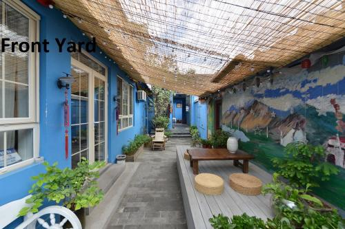 Chinese Box Courtyard Hostel Beijing impression