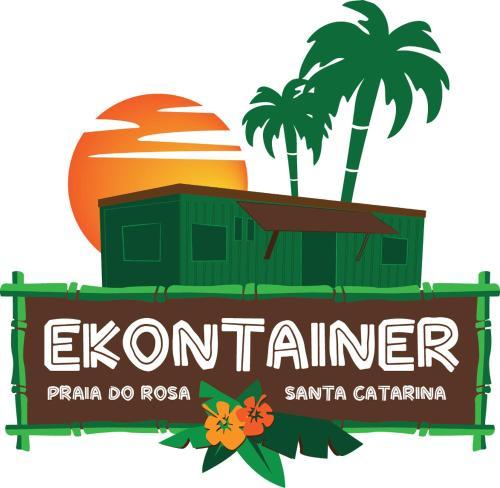 Ekontainer Hospedaria Praia Do Rosa Photo