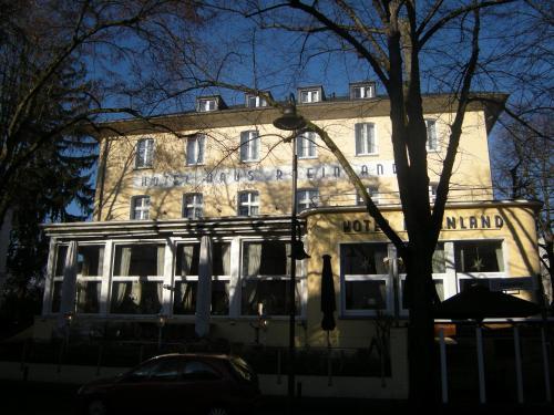 A hotel rheinland bonn allemagne for Reserve hotel en ligne