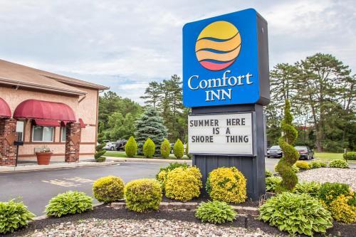 Comfort Inn Near Toms River Corporate Park - Manchester Township, NJ 08759