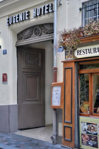 Hôtel Eugénie photo 7
