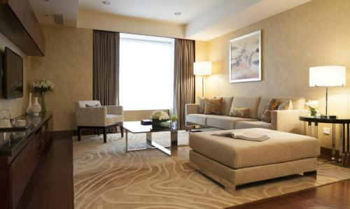 The Imperial Mansion, Beijing - Marriott Executive Apartments photo 30
