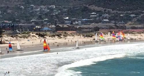 Beach And Bay Photo