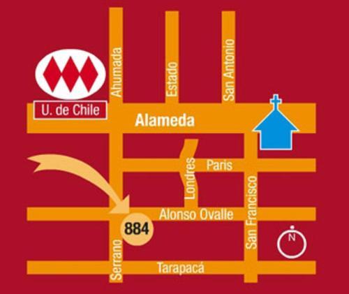 Apartamentos en Santiago Centro Photo