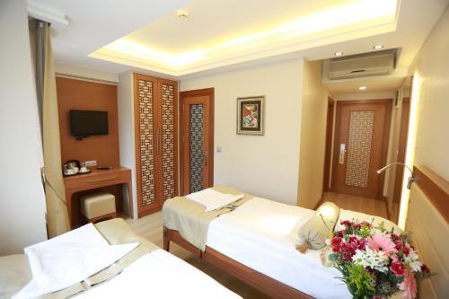 Istanbul Sirkeci Park Hotel odalar