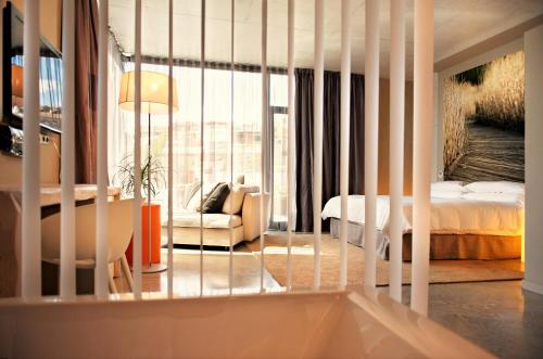 Suite with Spa Access - single occupancy Hotel Viura 19