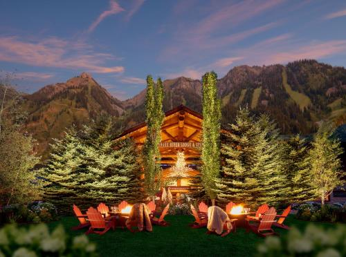 Snake River Lodge And Spa