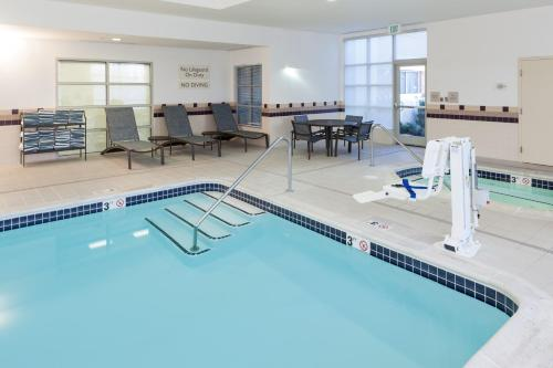 Springhill Suites By Marriott Portland Vancouver - Vancouver, WA 98683