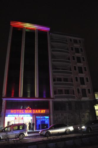 Muş Mus Mir Hotel Saray odalar