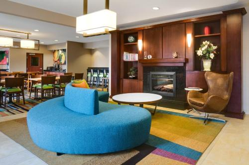 Fairfield Inn & Suites Kansas City Olathe - Olathe, KS 66062