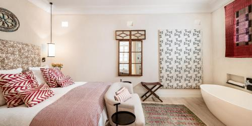 Double Room with Terrace Hotel Boutique Corral del Rey 9