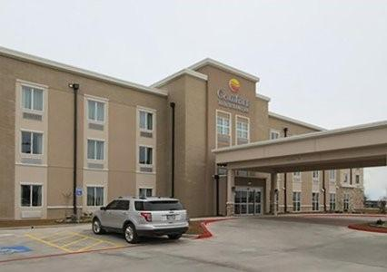 Comfort Inn & Suites Snyder Photo