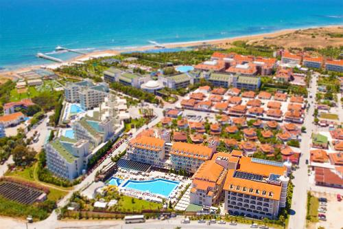 Side Diamond Beach Hotel & Spa - All inclusive yol tarifi