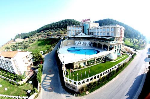 Salihli Lidya Sardes Hotel Thermal & SPA fiyat
