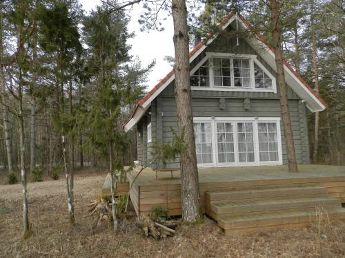 Pätsu Holiday Home with Sauna