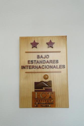 Hotel Hojarascas Photo