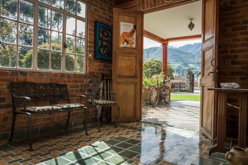 Foto de Hotel Campestre La Tomineja