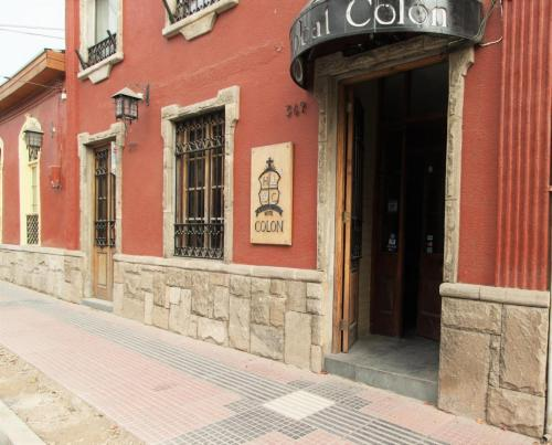 Hotel Cristobal Colon Photo