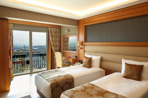 Ikbal Deluxe Hotel Istanbul photo 3