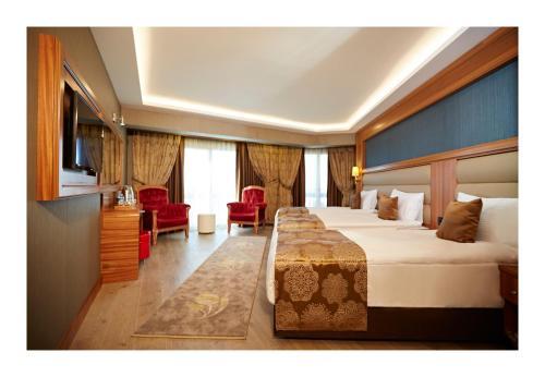 Ikbal Deluxe Hotel Istanbul photo 1