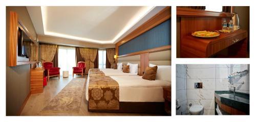 Ikbal Deluxe Hotel Istanbul photo 11