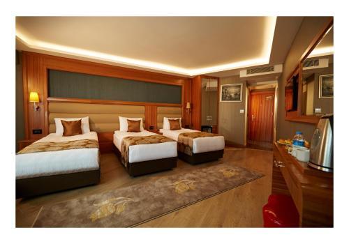 Ikbal Deluxe Hotel Istanbul photo 14