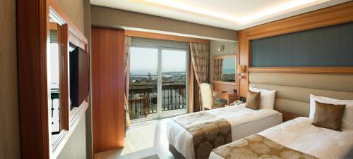 Ikbal Deluxe Hotel Istanbul photo 16