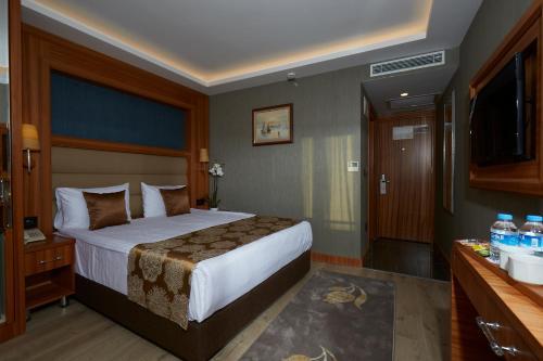 Ikbal Deluxe Hotel Istanbul photo 74