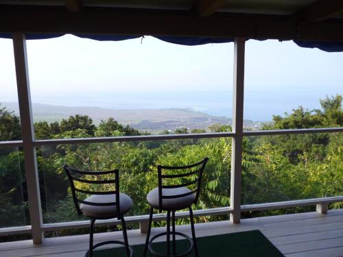 Beautiful Edge Of The World Bed Breakfast Hawaii