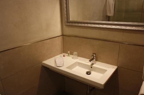 Einzelzimmer Hotel El Xalet 5