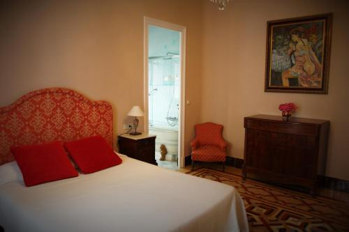 Double Room with Terrace Hotel El Xalet 9