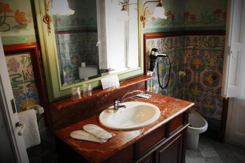 Double Room with Terrace Hotel El Xalet 10