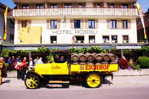 Hotel & Restaurant Rössli