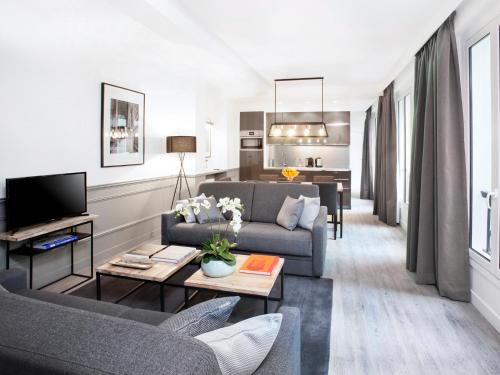 Luxury 3 Bedroom Le Marais impression