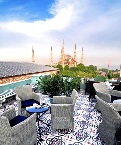 Terzihane Sok. No:7, Sultanahmet, Istanbul, 34122, Turkey.