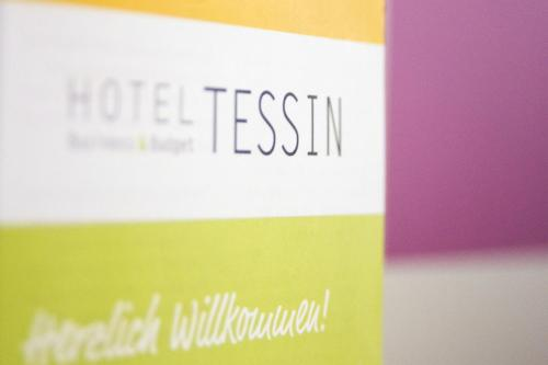 Business & Budget Hotel Tessin photo 14
