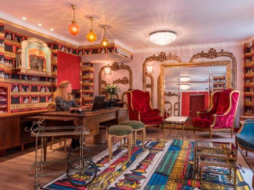 Hotel Sacha photo 11